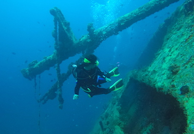 St. George wreck